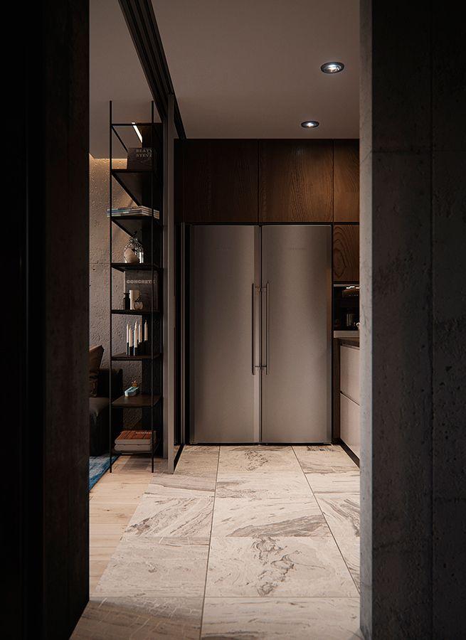 стильный бетон