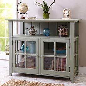 Win-win Window Cabinet Woodworking Plan, Furniture Cabinets & Storage
