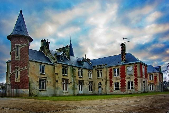 Château de Geresme - Picardie