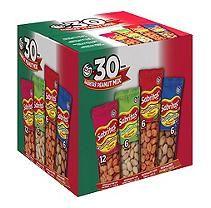 Sabritas Peanuts Variety Pack (30 ct.)