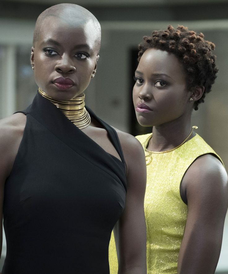Refinery 29 article about the Black Panther and the Black beauty within it.  Get a closer look at the natural hair and makeup seen in the world of Wakanda.