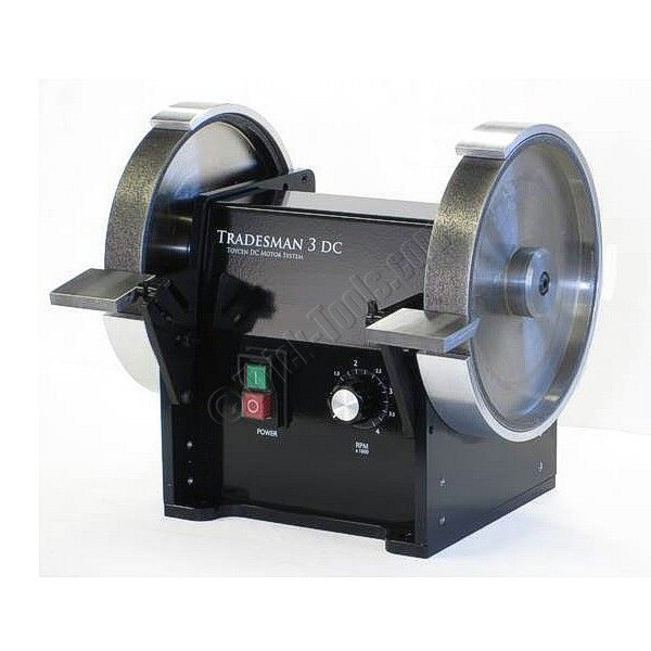 Tradesman Tool Sharper By Toycen This Highly Accurate Bench Grinder Uses Dc Power For Variable