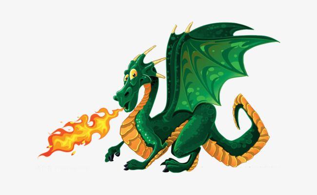 Dibujos Animados De Dragon Que Escupe Fuego Dragones Dibujos Animados Imagenes De Dibujos Animados Dragones