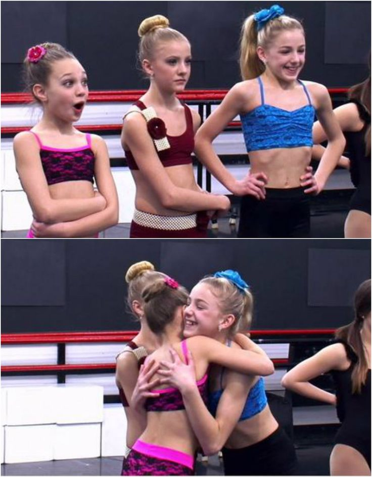 dance moms The Original Trio