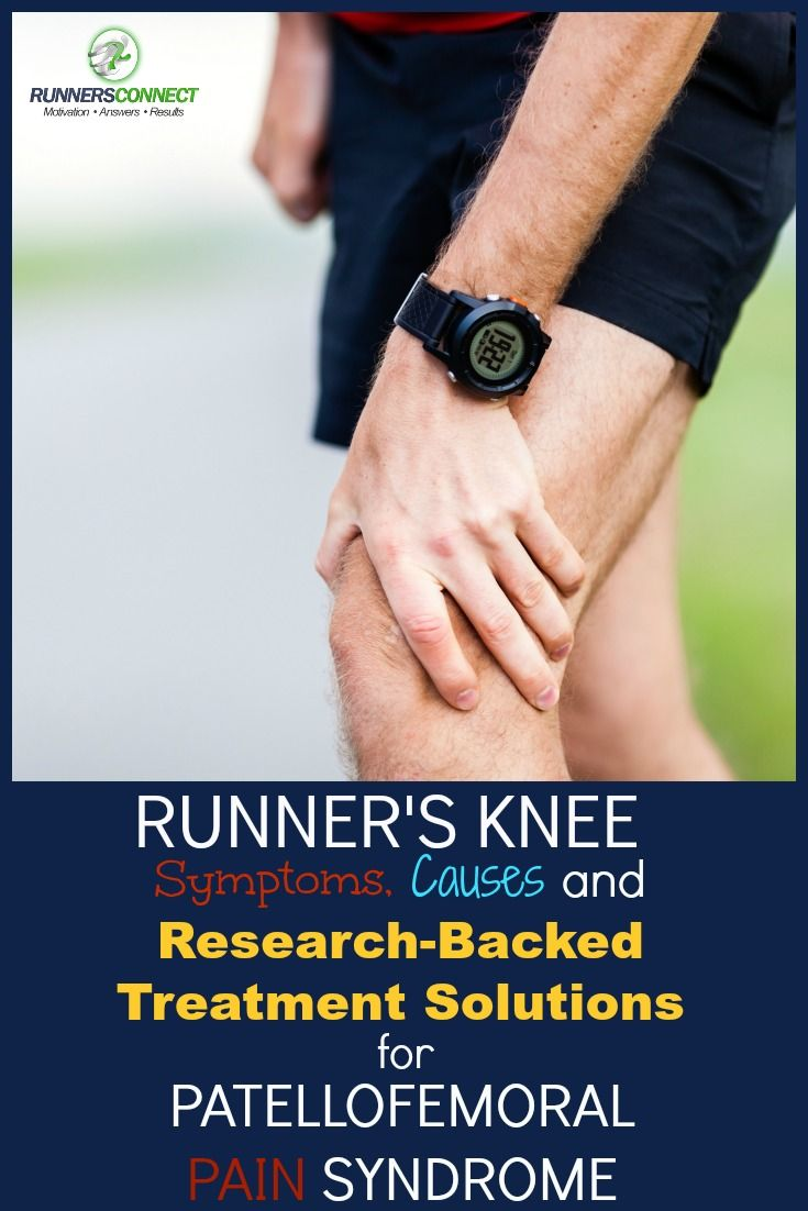 Runner's knee can be frustrating and painful, but we give you the causes to prevent it in the future, and lots of treatment options from conservative to aggressive to help get you back running as quickly as possible.