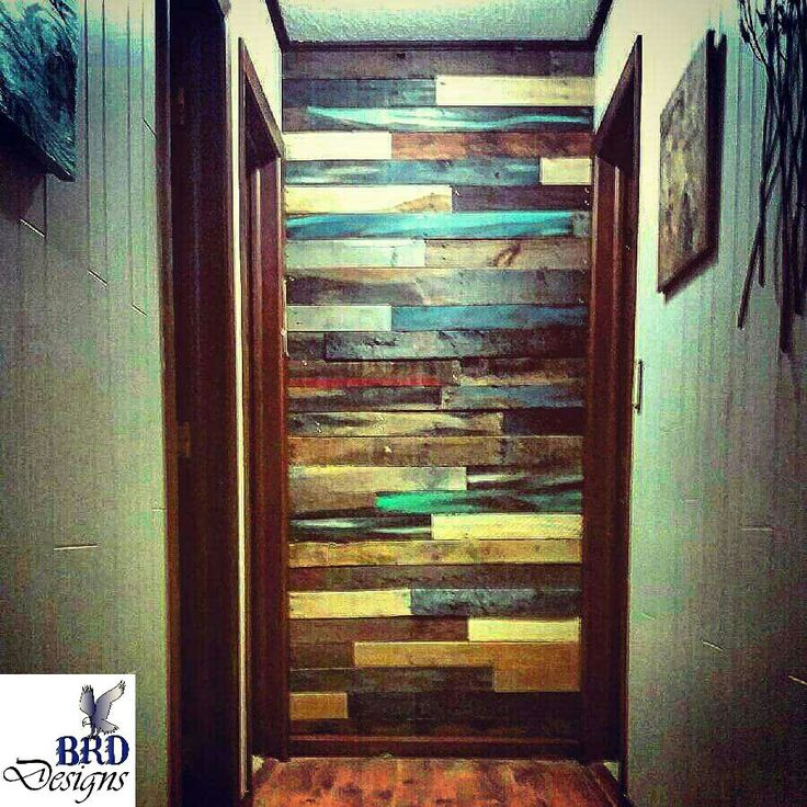 1970 Rustic Wood Accent Wall: 17 Best Images About BRD Designs Rustic Pallet Walls On