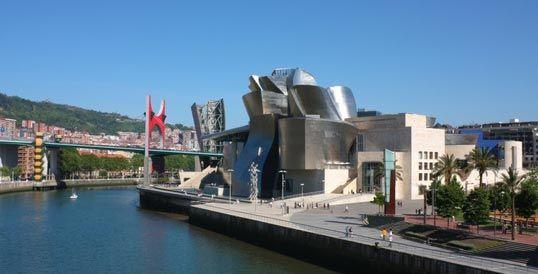 Ruta Madrid - Bilbao - ALSA