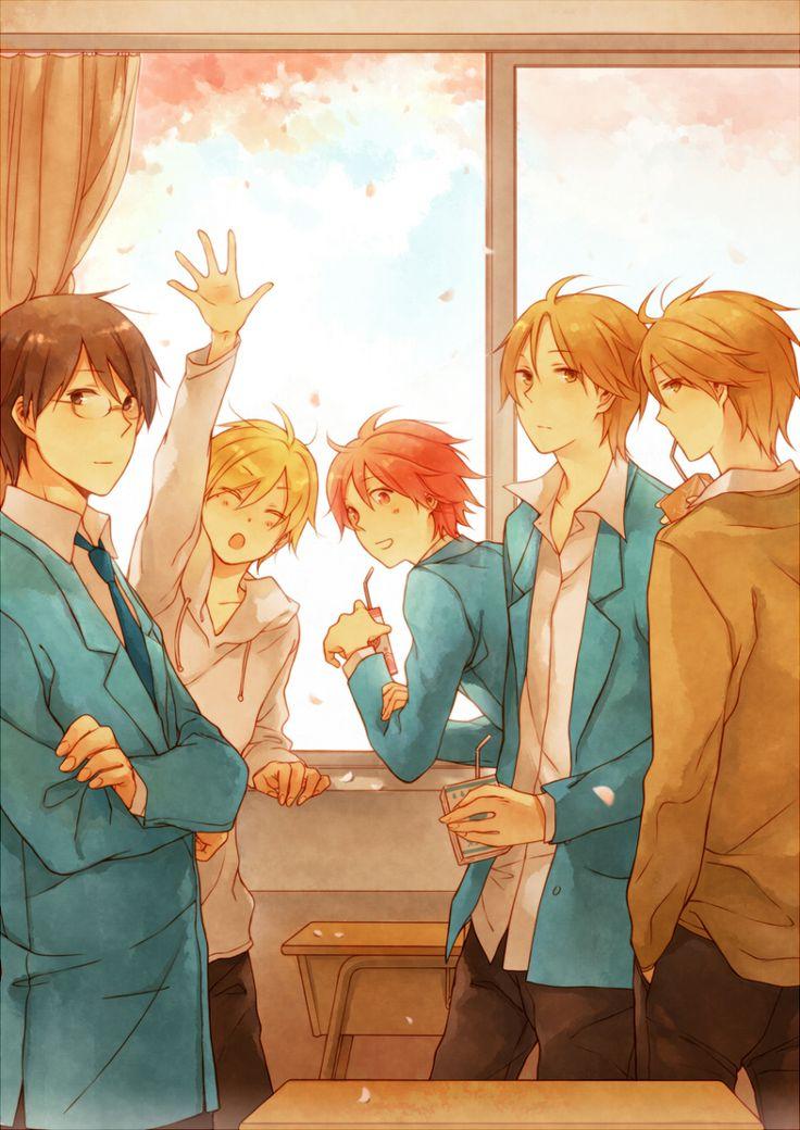 Tsukahara & Chizuru & Shun & Yuuta(?) & Yuuki(?) | Kimi to