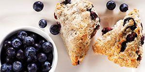 Blueberry Bannock   Canadian Diabetes Association