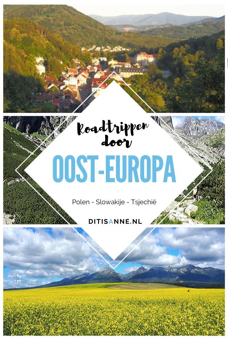 Een Prachtige Roadtrip Door Oost Europa In 2020 Roadtrips Europa Slowakije