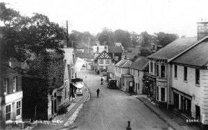 Storrington before the traffic x