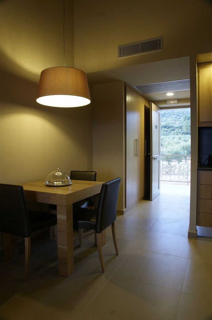 Double room - the entrance