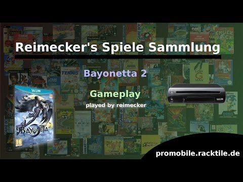 Reimecker's Spiele Sammlung : Bayonetta 2
