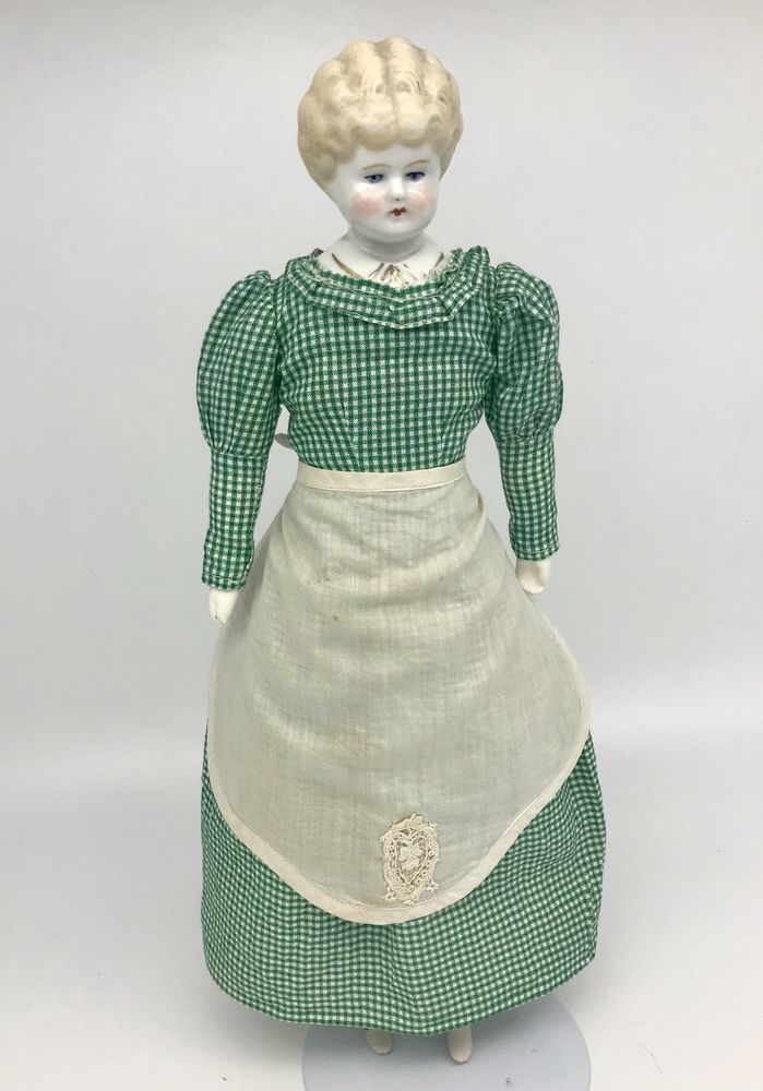 Details about Antique Porcelain Doll Head Hertwig And