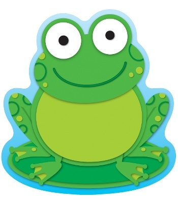 #CDWish List   Frog Notepad - Carson Dellosa Publishing Education Supplies