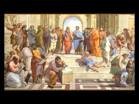 La scuola di Atene - Raffaello Sanzio - YouTube