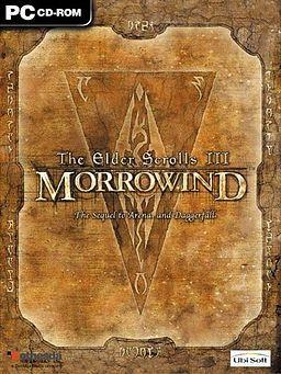 Elder Scrolls 3: Morrowind. This game got me hooked on the Elder Scrolls series.