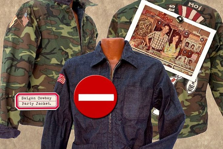 "Last week, Mister Freedom revealed some teaser images from their upcoming SS 15 collection known as ""Saigon Cowboy"". As the name would imply, the line is heavily inspired by US military clothing and culture during the Vietnam War; initially including an Asian stereotype caricature of a Vietcong fighter. Read more at: http://rwrdn.im/mf-pulls-patch"