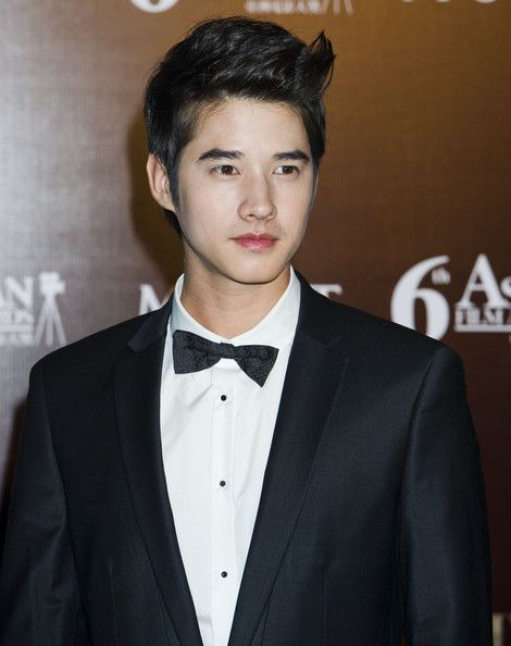 Mario Maurer in 6th Asian Film Awards Held In Hong Kong