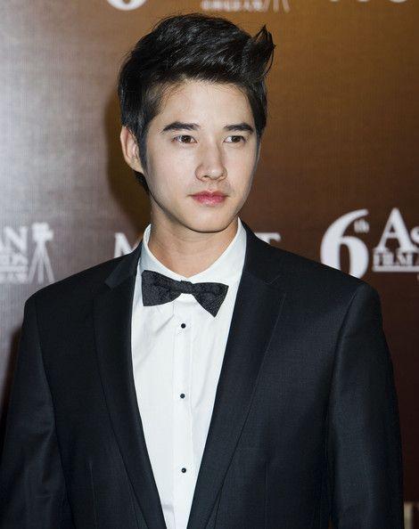 Mario Maurer in 6th Asian Film Awards Held In Hong Kong