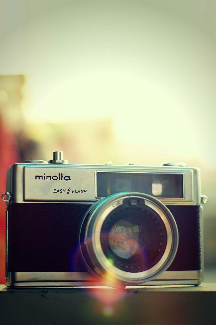 Minolta #camera