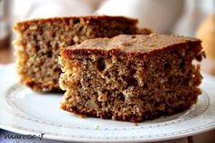 Κέικ χωρίς ζάχαρη με μελι