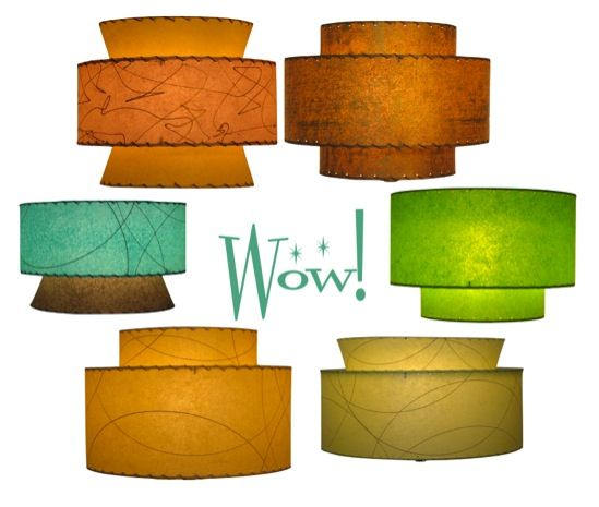 1000 ideas about retro lamp shades on pinterest drum. Black Bedroom Furniture Sets. Home Design Ideas
