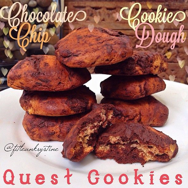 Quest Bar Chocolate Chip Cookie Dough Oven