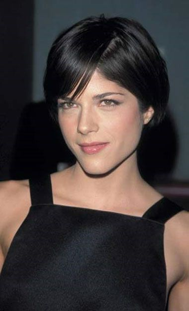 selma blair. the hair and dress together. the lines.
