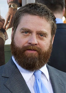 Zach Galifianakis in Due Date Parto col folle (2010)