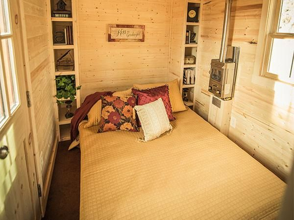 17 best images about diy home tiny houses on pinterest for Tiny house with main floor bedroom