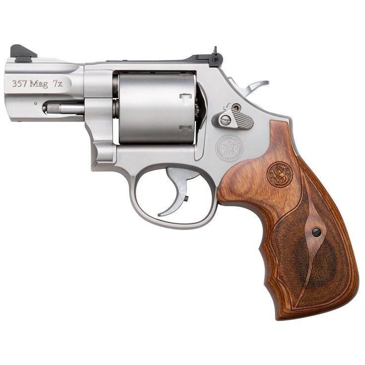 smith wesson model 686 revolver 357 magnum 38 s w special 2 5 barrel 7 rounds. Black Bedroom Furniture Sets. Home Design Ideas