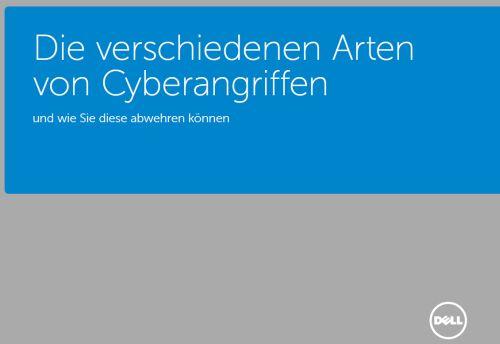 White Paper: Die verschiedenen Arten von Cyberangriffen und wie Sie diese abwehren können