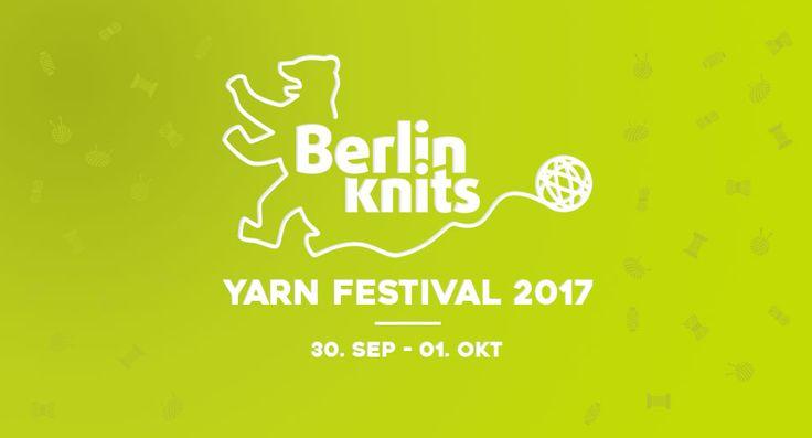 BerlinKnits - die Kreativmesse in Berlin!
