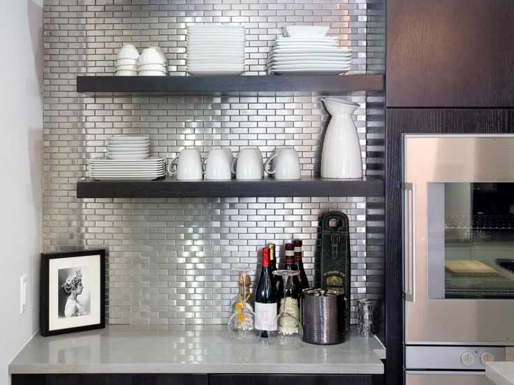 Pictures of Beautiful Kitchen Backsplash Options & Ideas | Kitchen Designs - Choose Kitchen Layouts & Remodeling Materials | HGTV
