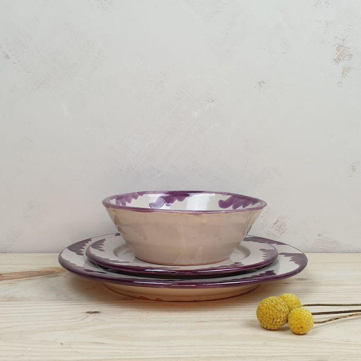 IUKA I Vajillas artesanales Decorative Bowls, Tea Cups, Tableware, Home Decor, Wedding List, Handmade Ceramic, Dish Sets, Branding, Tents