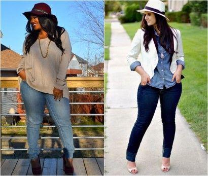 looks da moda inverno 2016 plus size