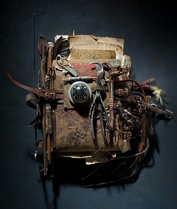 Now that's an altered book
