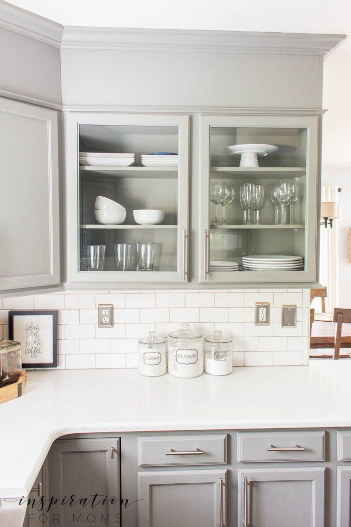 Updating Kitchen Cabinet Doors With Images Update Kitchen