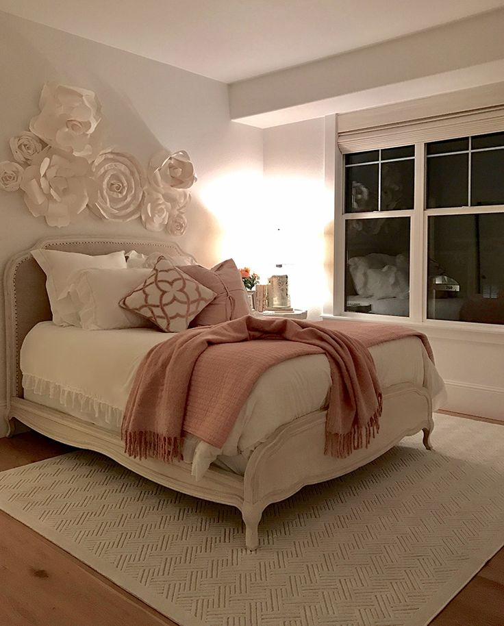 Best Blush And White Spring Bedroom Off White Bedrooms Dream 400 x 300