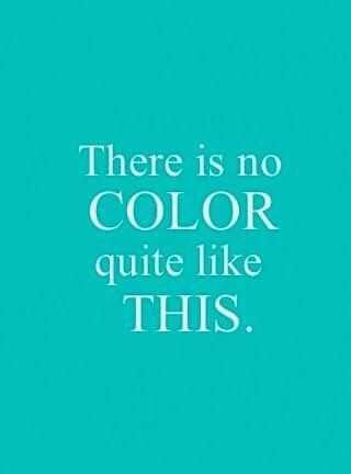 Era Verdade...: O poder de uma cor