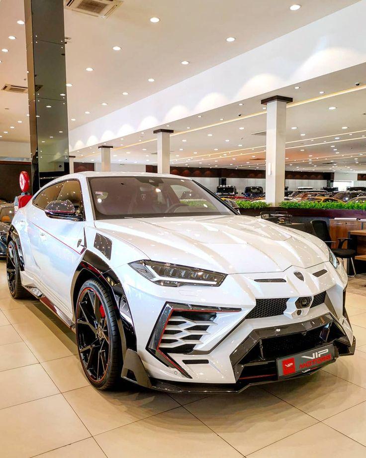 Mansory Urus   – Lamborghini Urus