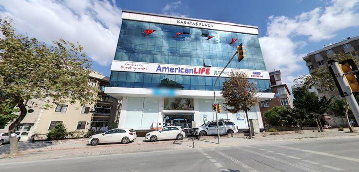 AmericanLIFE Kartal Yabancı Dil Okulu  tel: 0216 389 89 05