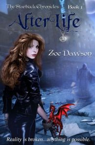 Wednesday's Featured Author is Zoe Dawson, Author of After Life.   www.ultimatefantasybooks.com