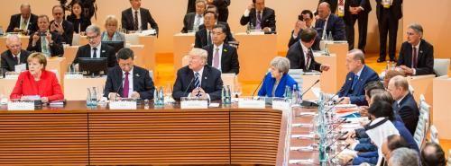 Politik: G20 bleiben in der Klimapolitik gespalten