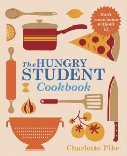 Never mind essays and exams – one of the biggest challenges you'll face at university is fending for yourself in the kitchen. The Hungry Student Cookbook will take you from freshers' week to graduation, all on a seriously tight budget. You'll never have to resort to a can of baked beans again!