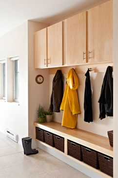 Coat Storage Design Ideas, Pictures, Remodel, and Decor - page 11