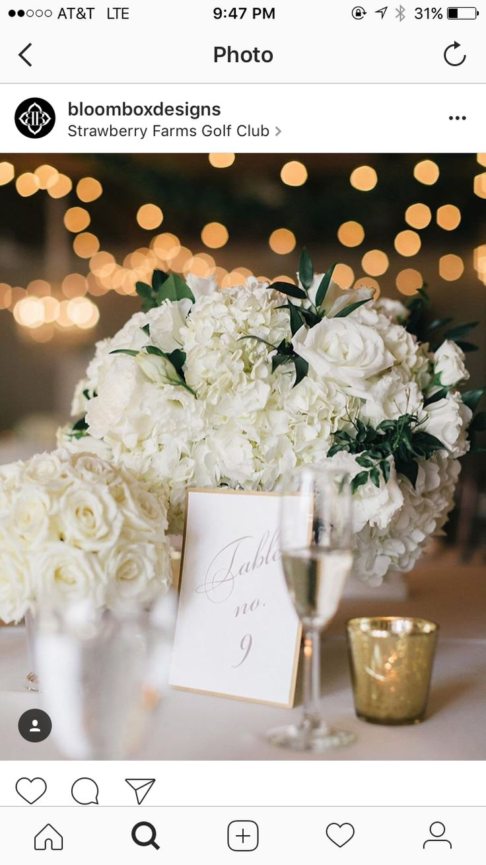 Fantastic Cinderella Wedding Centerpieces Festooning - The Wedding ...