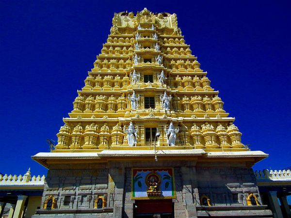 The article gives you information about the well known hill shrine of Chamundeshwari in Mysore. It talks about the Nandi statue, the temple of Mahabaleshwa