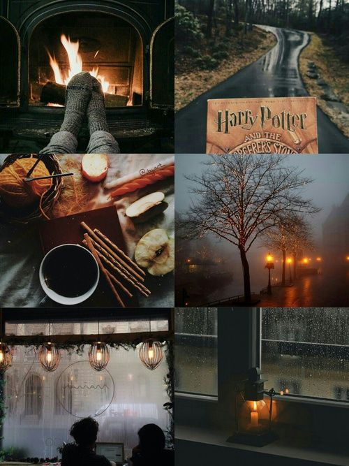 Autumn seemed to arrive suddenly that year. The morning of the first September was crisp and golden as an apple. — J.K. Rowling, Harry Potter and the Deathly Hallows